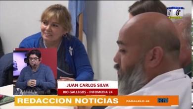 Photo of Redacción Noticias |  Juan Carlos Silva – Infomedia 24 – Preocupación por la suma de casos de  Covid-19 en Rio Gallegos