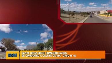 Photo of Redacción Noticias |  Santa Cruz sigue sumando casos de Covid-19 de Comodoro a Caleta – Caso n° 61