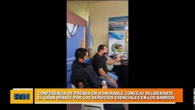 Photo of Redacción Noticias |  Conf. de Prensa y debate sobre Servicios Públicos en el HCD – Las Heras Santa Cruz Parte 2