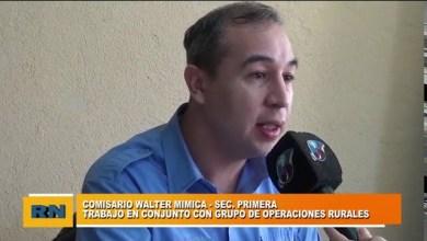 Photo of Redacción Noticias |  Comisario Mimica: Trabajamos en conjunto con el grupo de operaciones rurales – Parte 2