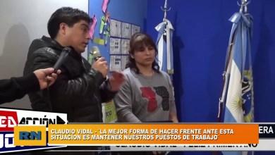 Photo of Redacción Noticias |  Claudio Vidal y la situación actual del Sector Petrolero Santacruceño