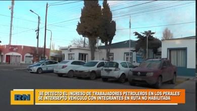Photo of Redacción Noticias |  Se detecto Ingreso de Petroleros Chubutenses por ruta no habilitada hacia Las Heras
