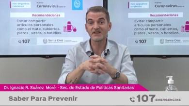 """Photo of Redacción Noticias    PARTE DE SALUD DE SANTA CRUZ Suárez Moré """"Compórtense como si tuvieran el virus aunque no lo tengan"""""""