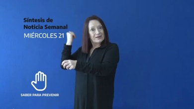 Photo of Redacción Noticias |  Resumen semanal de noticias en lenguaje de señas – viernes 23 de octubre