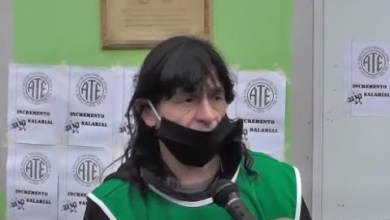 Photo of Redacción Noticias |  Permanencia pacifica del gremio ATE en el municipio a la espera de una respuesta de los funcionarios