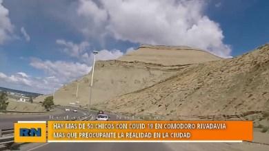 Photo of Redacción Noticias |  Comodoro Rivadavia – Hay mas de 50 chicos infectados con Covid-19