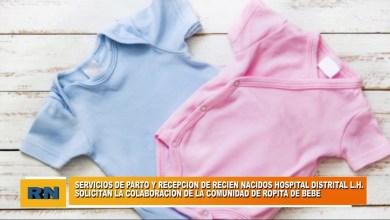 Photo of Redacción Noticias |  Desde el sector de parto del hospital solicitan la colaboración donando ropa para recién nacidos