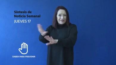 Photo of Redacción Noticias |  Resumen semanal de noticias de la prov. de Santa Cruz en lenguaje de señas