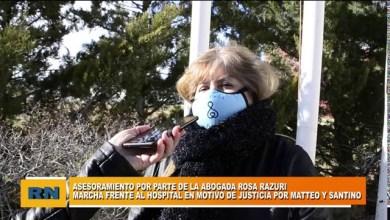 Photo of Redacción Noticias |  Dra Rosa Razuri asesora a la familia de los gemelos fallecidos en el Hospital de Las Heras
