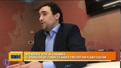 Photo of Redacción Noticias    Entrevista al Intendente Jose Maria Carambia Parte 3