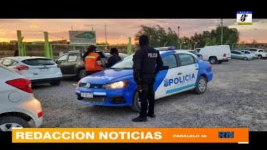 Photo of Redacción Noticias |  Controles en Las Heras – Algunas personas siguen sin tomar conciencia