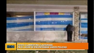 Photo of Redacción Noticias |  Las Heras – Fiesta clandestina donde habrían policías involucrados