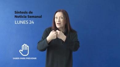 Photo of Redacción Noticias |  Resumen semanal de noticias en lenguaje de señas   LSA Viernes 28 de agosto