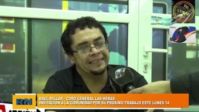 Photo of Redacción Noticias |  El coro general Las Heras hace la invitación para su próxima presentación virtual este Lunes 14