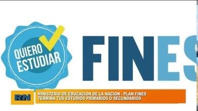 Photo of Redacción Noticias |  Plan Fines – Termina tus estudios tus estudios primarios o secundarios