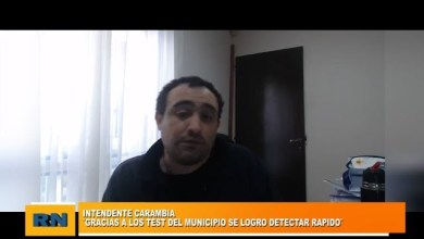 Photo of Redacción Noticias |  Conferencia del intendente Jose Maria Carambia – Las Heras Santa Cruz