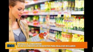 Photo of Redacción Noticias |  Defensa del consumidor dio a conocer los requisitos para realizar las denuncias o reclamos