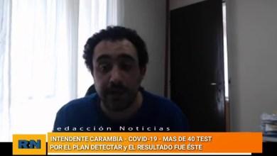 Photo of Redacción Noticias |  Intendente Carambia – conferencia de prensa sobre el Covid-19 en Las Heras (Jueves) – Parte 2