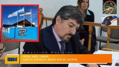 Photo of Redacción Noticias |  El fiscal Ariel Candia se refirió acerca del caso del presunto abuso sexual en Servicios Públicos