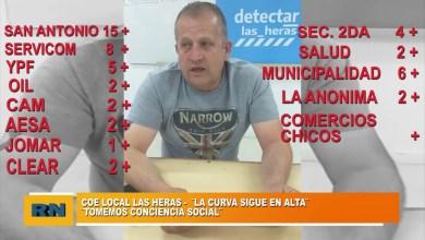 Photo of Redacción Noticias |  COE local – Conferencia de prensa (Jueves)