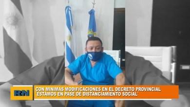Photo of Redacción Noticias |  COE: «Estamos en fase de distanciamiento social» – El gran desafío en época de fiestas y reuniones