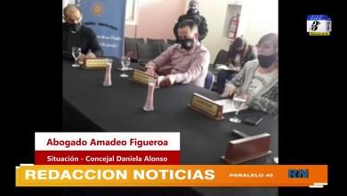 Photo of Redacción Noticias |  Amadeo Figueroa abogado de Daniela Alonso-El tribunal superior de justicia ordeno su reincorporación