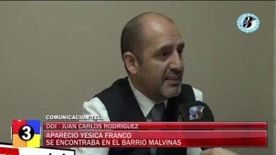 Photo of Redacción Noticias |  LA PALABRA DE J.C. RODRIGUEZ DDI – LA APARICION DE YESICA FRANCO