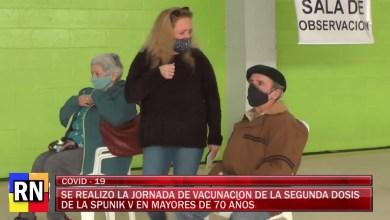 Photo of Redacción Noticias |  2DA JORNADA DE VACUNACION – LAS HERAS SANTA CRUZ