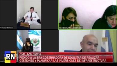 Photo of Redacción Noticias |  El Concejo Deliberante solicito a la Gobernadora gestione un plan de viviendas a través de IDUV