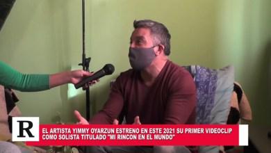 Photo of Redacción Noticias |  Entrevista Exclusiva al cantante local Yimmy Oyarzun – Las Heras Santa Cruz