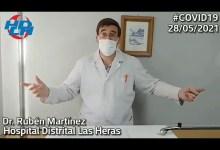 Photo of Redacción Noticias    Parte de Salud desde el Hospital Distrital Las Heras –  La situacion se complica