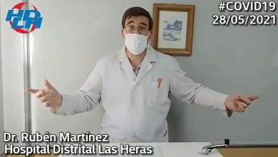 Photo of Redacción Noticias |  Parte de Salud desde el Hospital Distrital Las Heras –  La situacion se complica