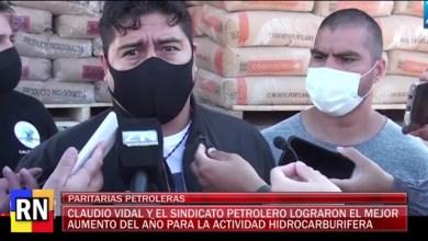 Photo of Redacción Noticias |  Claudio Vidal y el Sindicato Petrolero lograron el mejor aumento en lo que va del año