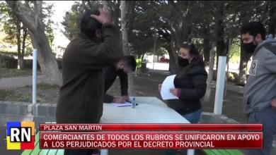 Photo of Redacción Noticias    Comerciantes se unificaron en apoyo a aquellos que fueron perjudicados por el decreto provincial