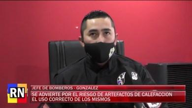 Photo of Redacción Noticias |  Desde bomberos advierten por el riesgo de uso incorrecto de artefactos de calefacción – Las Heras