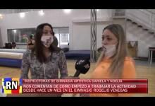 Photo of Redacción Noticias |  Instructoras de gimnasia artística