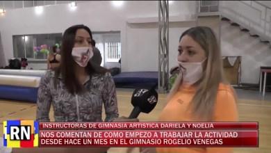Photo of Redacción Noticias    Instructoras de gimnasia artística