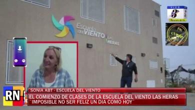 Photo of Redacción Noticias    El comienzo de las clases en la Escuela del Viento
