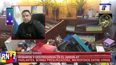 Photo of Redacción Noticias |  Robo en el jardin 47