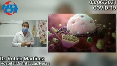 Photo of Redacción Noticias    El Doctor Martinez explico detalladamente todo sobre el Covid-19 para que no queden dudas