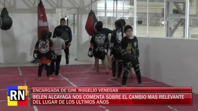 Photo of Redacción Noticias |  Belen Alcayaga encargada del gim. Rogelio Venegas