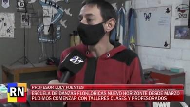 Photo of Redacción Noticias |  Luly Fuentes -Escuela de Danzas Folkloricas nuevo Horizonte