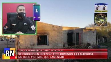 Photo of Redacción Noticias |  ESTE FIN DE SEMANA SE PRUJO UN INCENDIO
