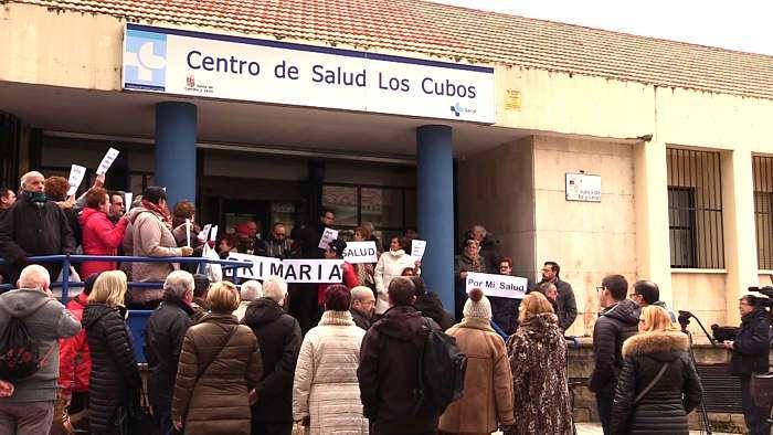 Centro salud barrio del pilar gallery of centro salud barrio del pilar with centro salud barrio - Centro de salud barrio del pilar ...