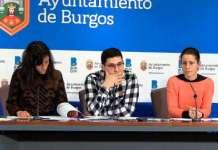 Imagina Burgos Rueda de Prensa Ayuntamiento de Burgos