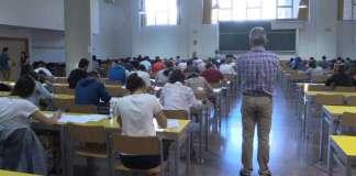 Selectividad en Burgos