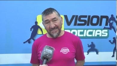 Photo of 5VN Cinco Visión Noticias    Volvieron los entrenamientos en la escuela de boxeo con todo el protocolo de higiene