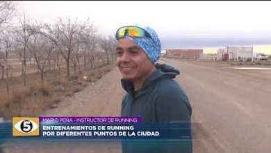 Photo of 5VN Cinco Visión Noticias |  Un grupo de personas que se juntan para llevar a cabo entrenamientos de running