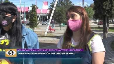 Photo of 5VN Cinco Visión Noticias |  Jornada de prevención del abuso sexual