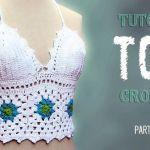 DIY Como tejer un top a crochet paso a paso